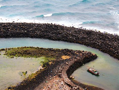 春仁黑糖糕 双心石沪  景点介绍   七美乡位於澎湖群岛的最南端,清初